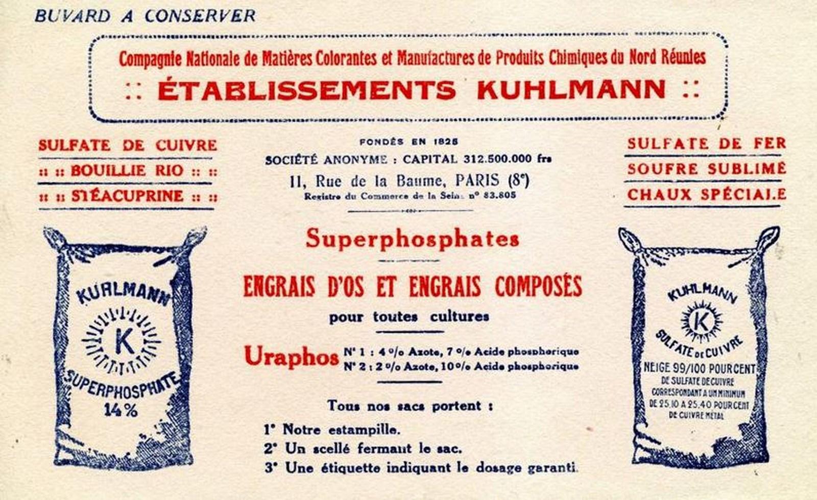 établissements Kuhlmann Estaque