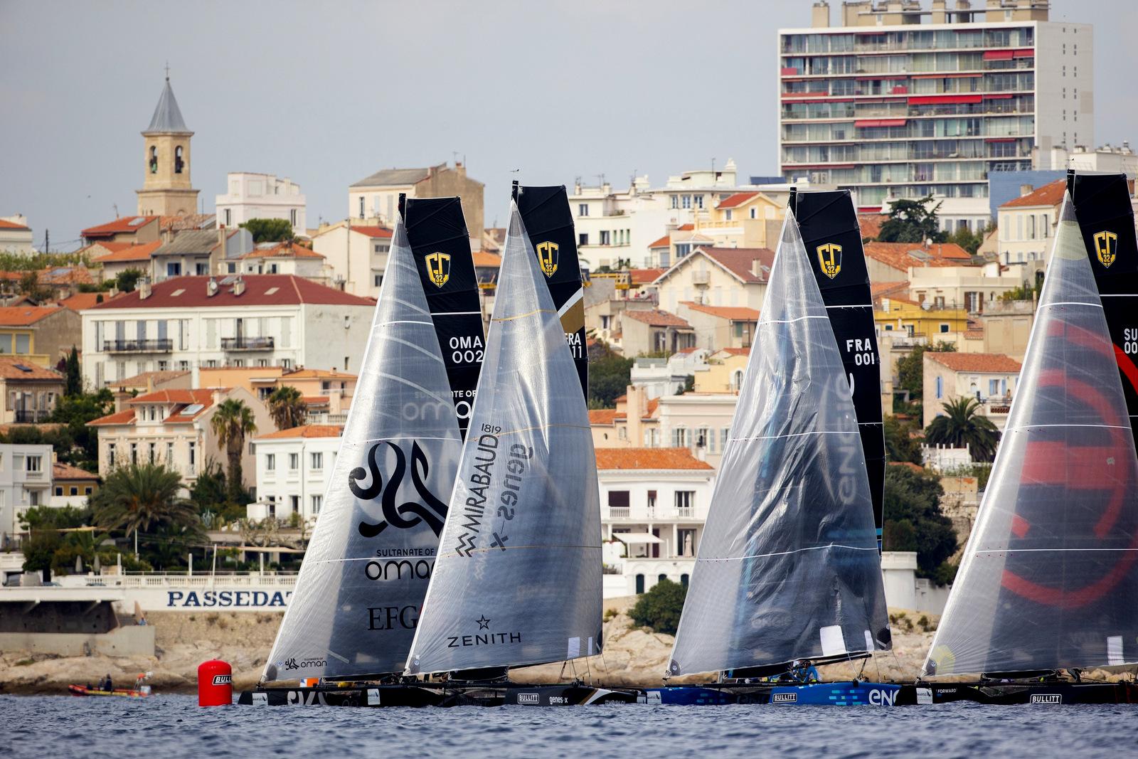 Marseille régates