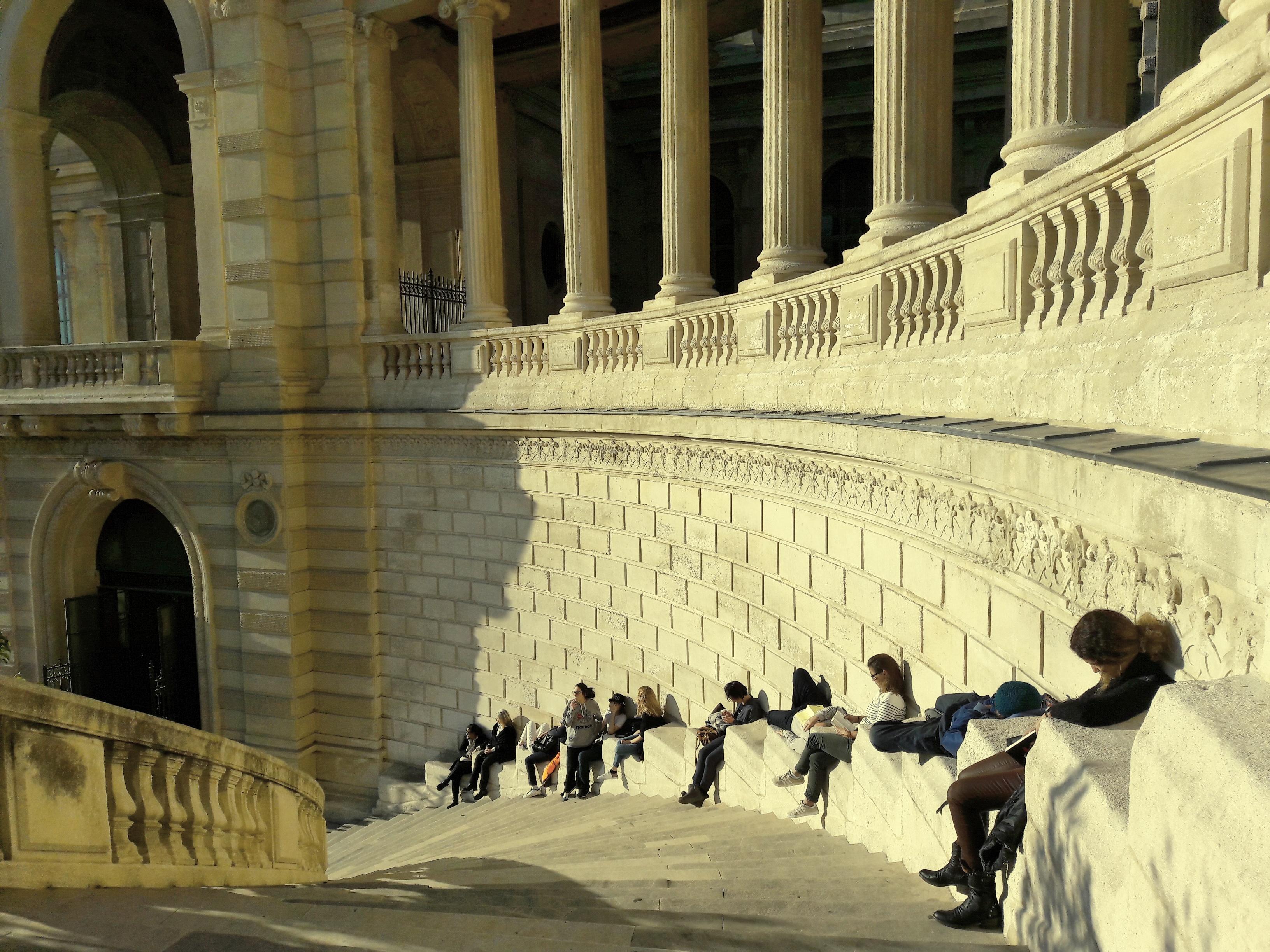 visite guidée du Palais Longchamps