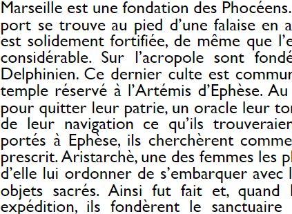 Conférence: fondation de Marseille
