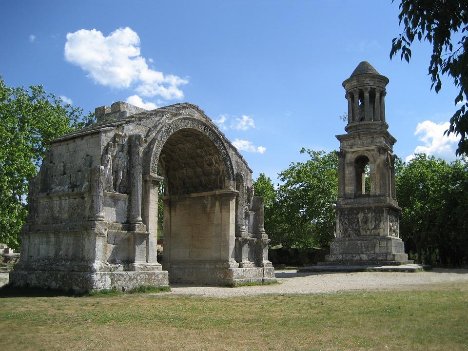 Visite commentée de Saint Rémy de Provence