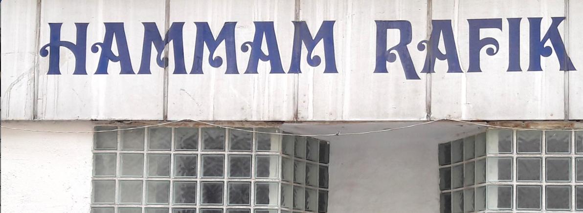 Le plaisir du Hammam à Marseille