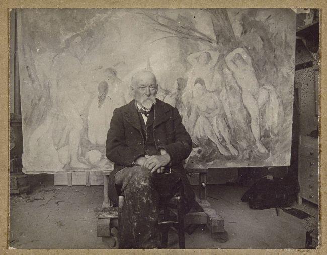 photo de Cézanne