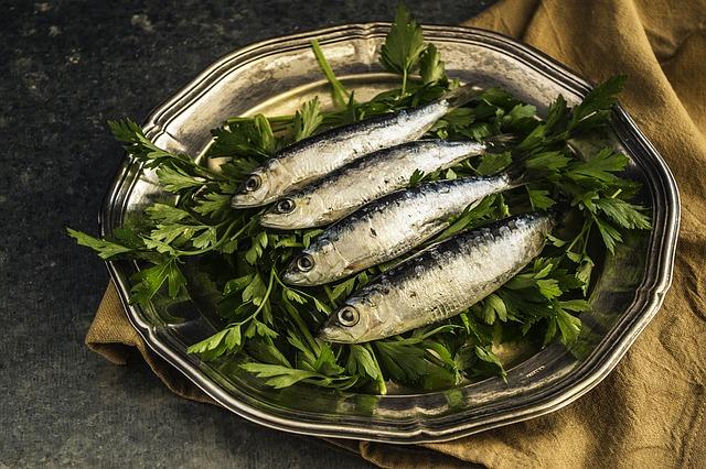 Dégustation des sardines de l'Estaque