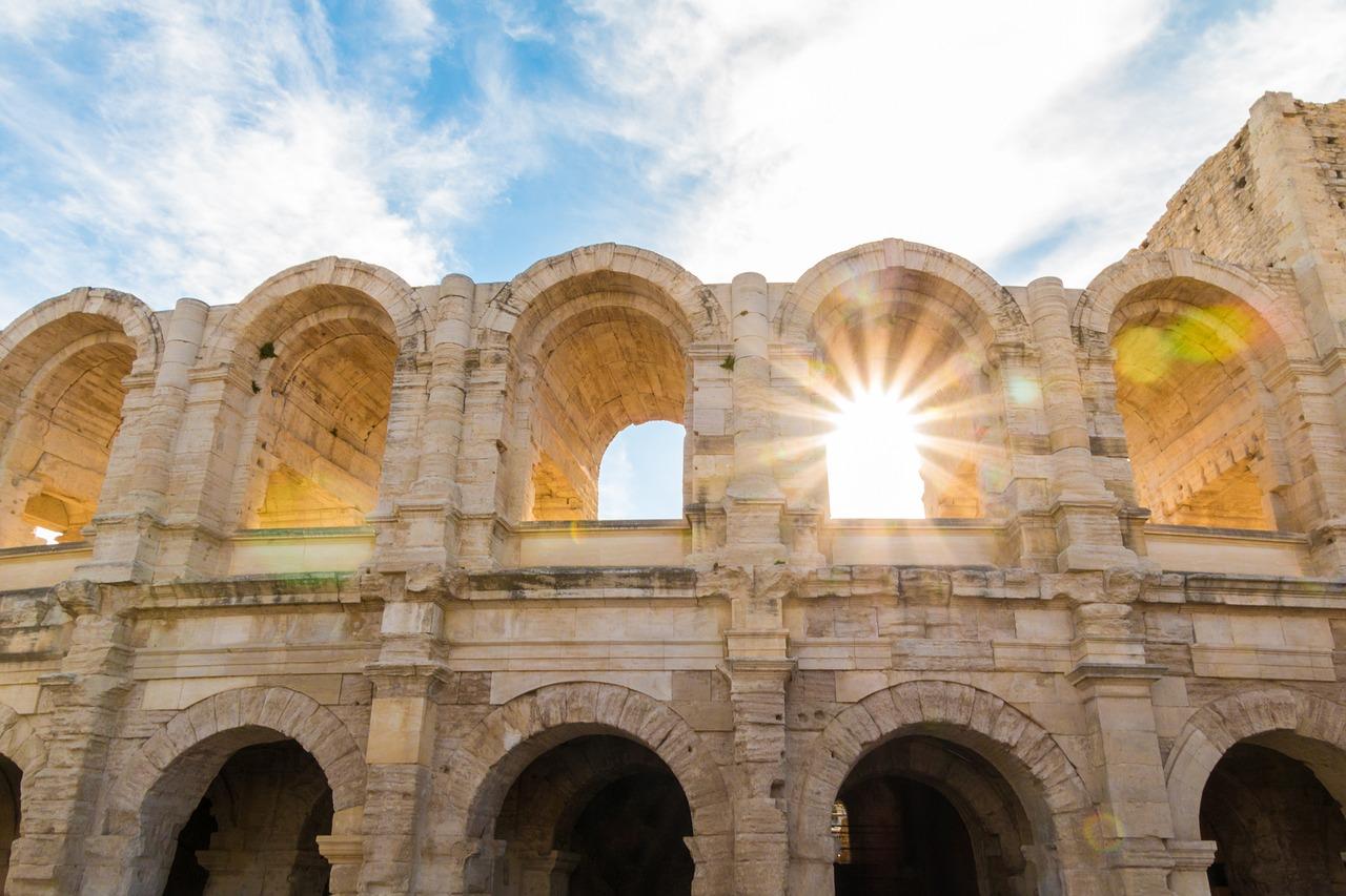 Une journée en Arles- visite guidée des arènes