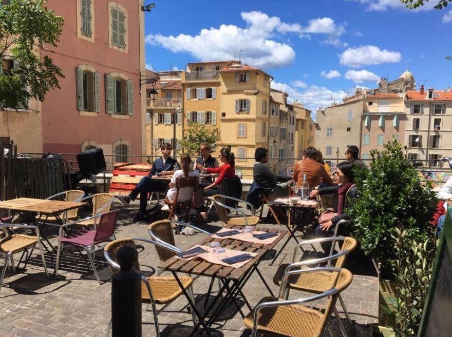 Où manger au Panier à Marseille? Le refuge